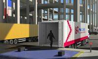 仓储货物视频配送分拣动画视频