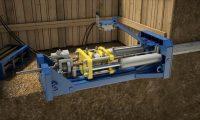 管线地下施工三维动画